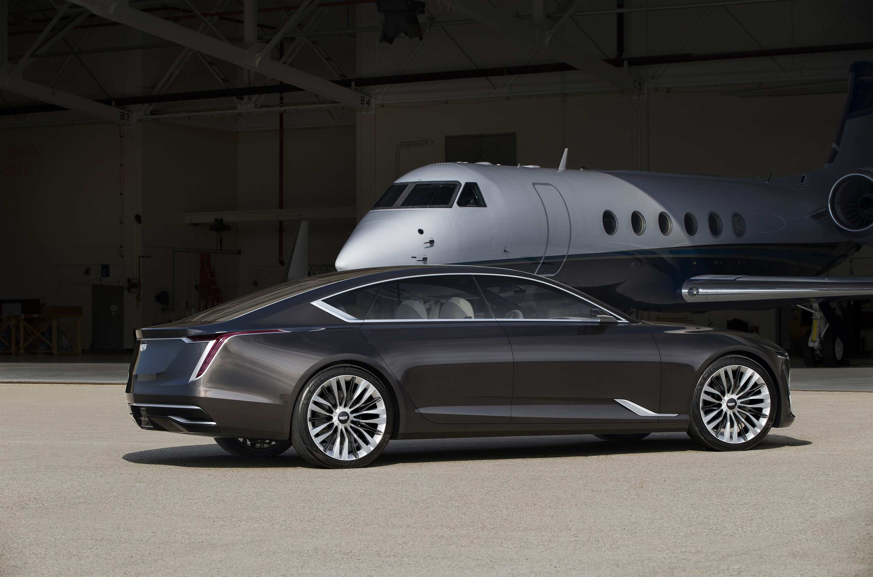 43 All New 2020 Cadillac LTS New Concept