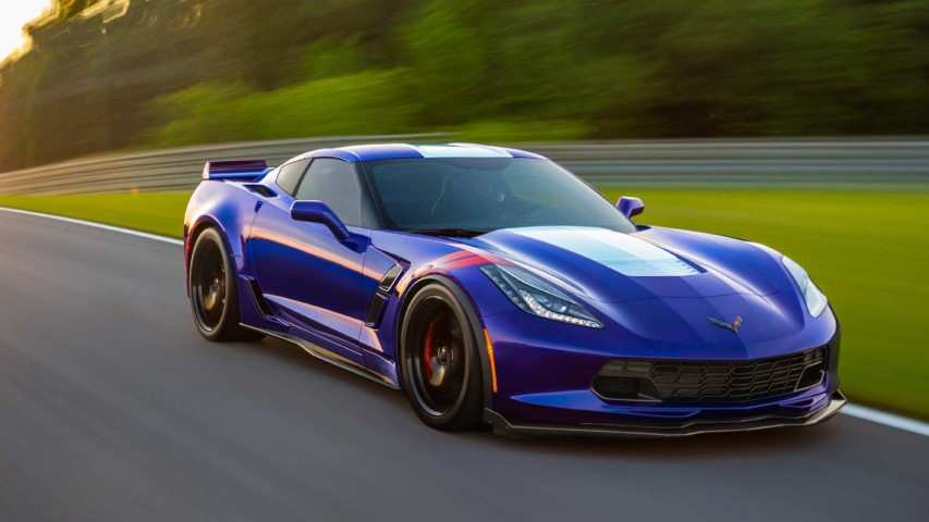 43 All New 2020 Corvette Z07 Speed Test