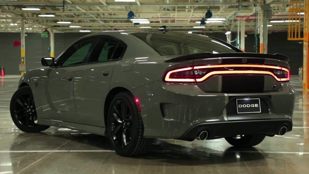 43 All New 2020 Dodge Challenger New Concept
