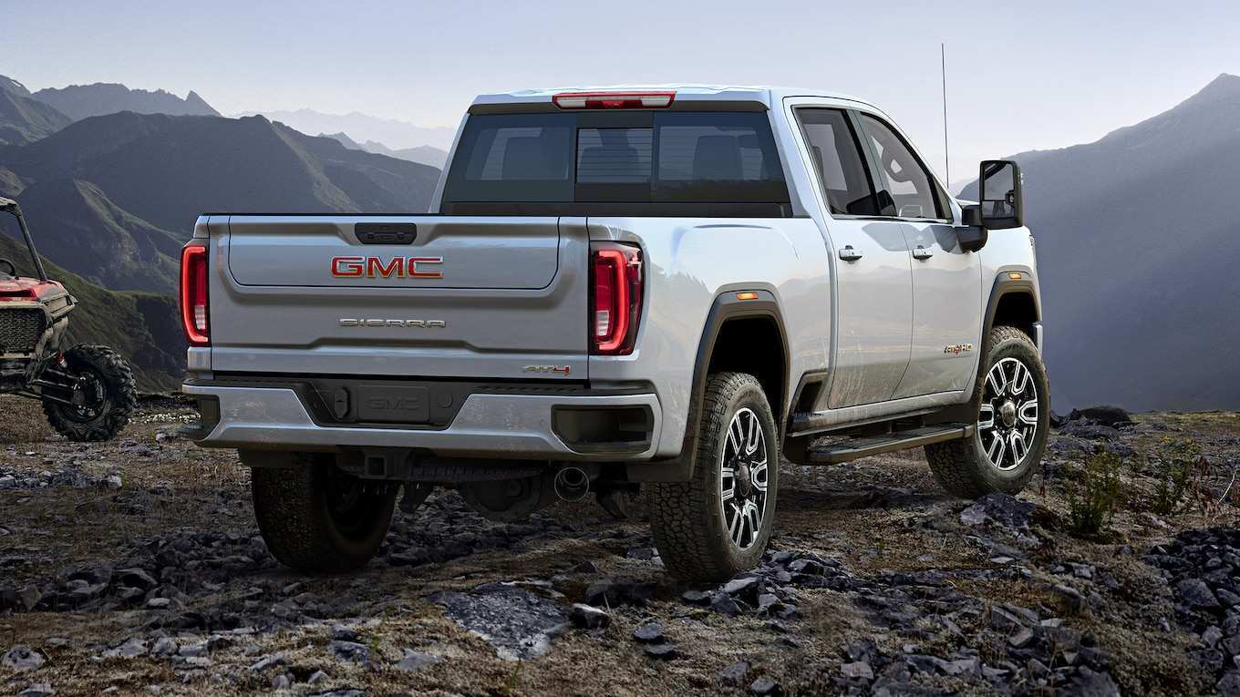 43 All New 2020 GMC Sierra 2500Hd Reviews