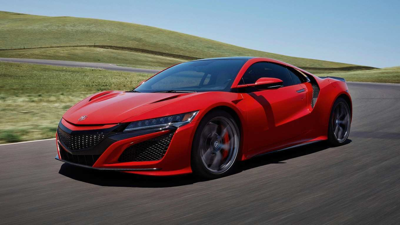 43 All New 2020 Honda Nsx Research New