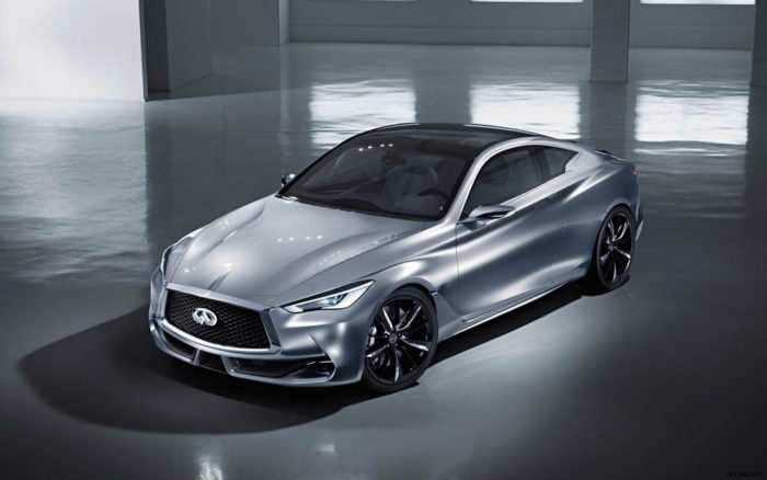 43 All New 2020 Infiniti Q60s Style