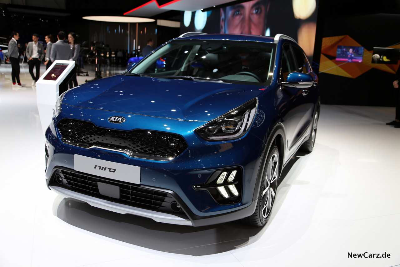 43 All New 2020 Kia Niro Price Design and Review