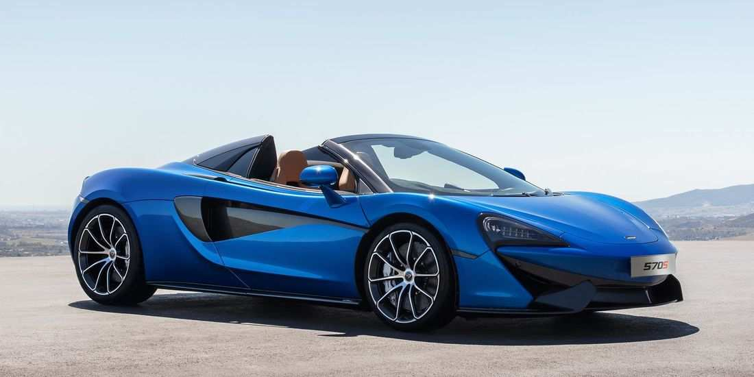 43 All New 2020 McLaren 570S Coupe Exterior And Interior
