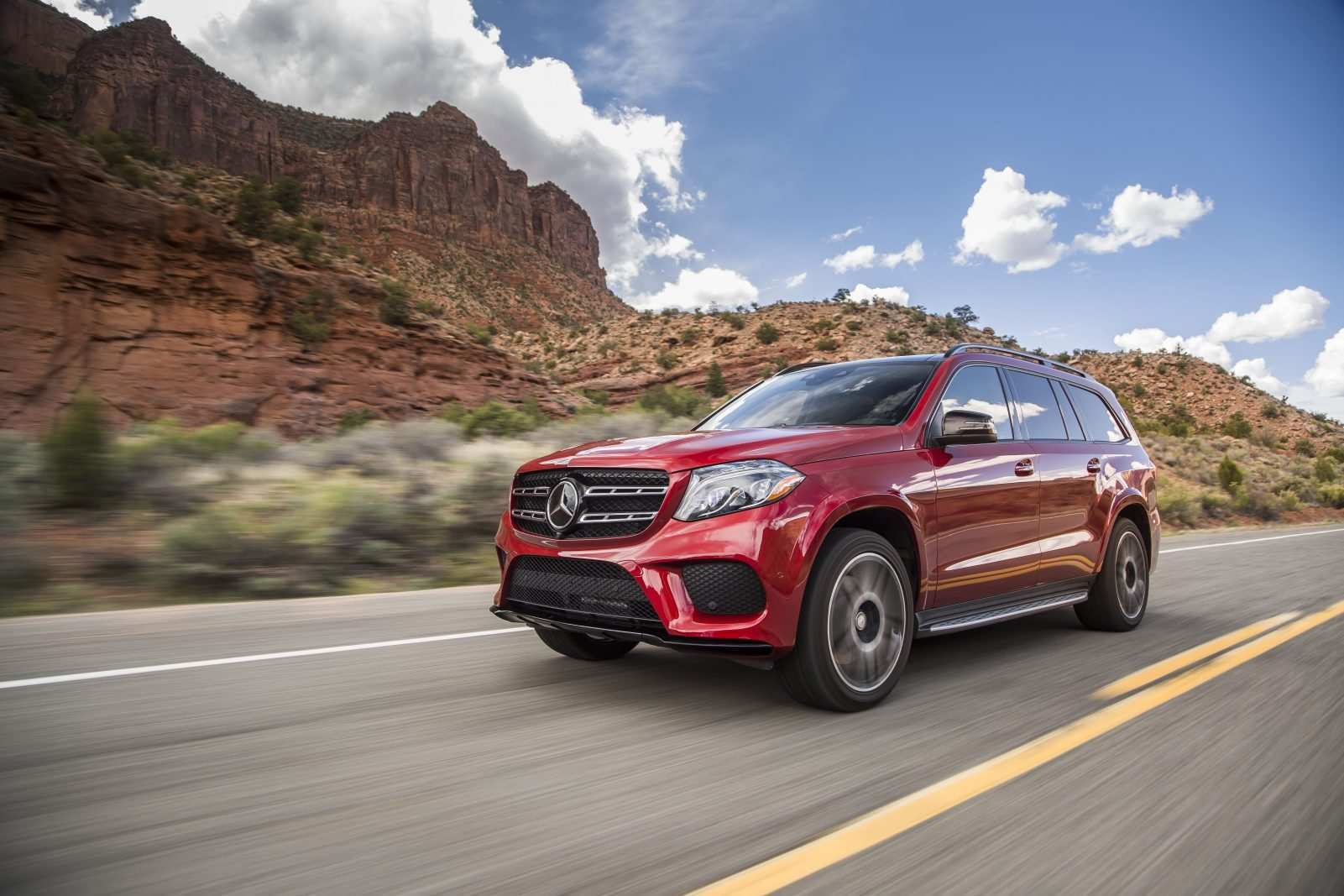 43 All New 2020 Mercedes Gl Class Release Date And Concept