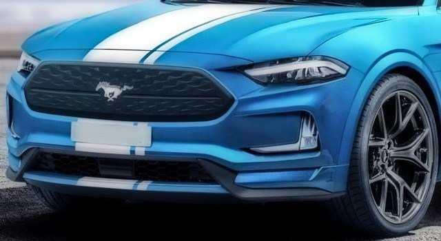 43 All New 2020 Mustang Mach 1 History