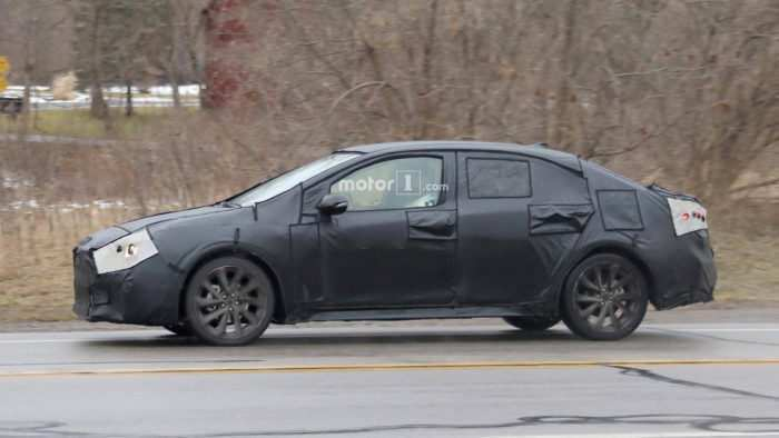 43 All New 2020 New Toyota Avensis Spy Shots Overview