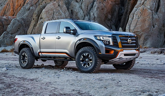 43 All New 2020 Nissan Titan Warrior Release Date Photos