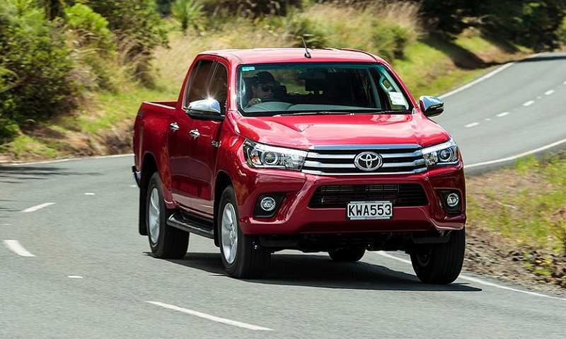43 All New 2020 Toyota Hilux Exterior
