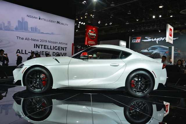 43 All New 2020 Toyota Supra New Model And Performance