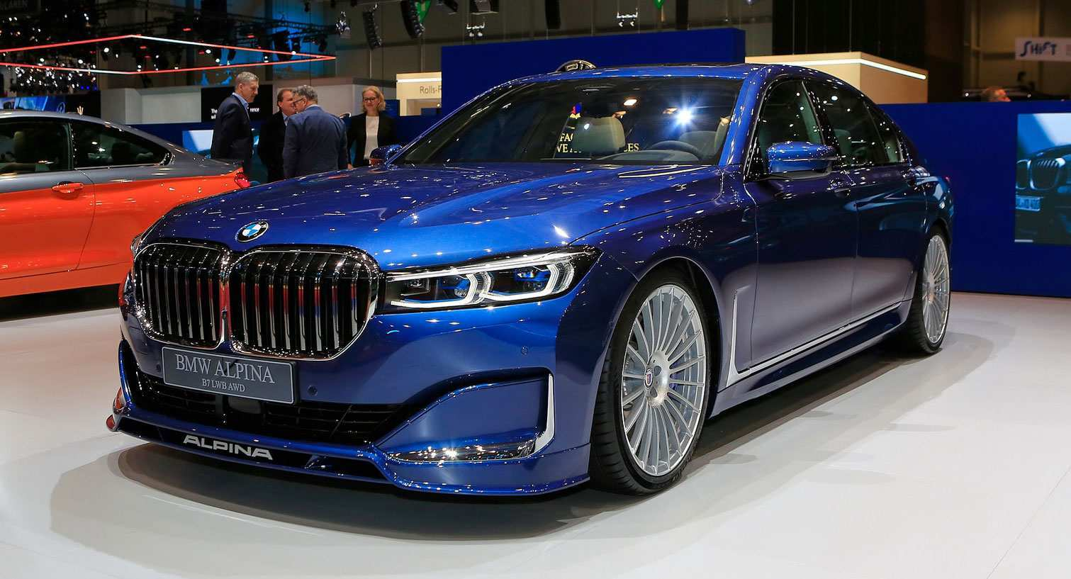 43 All New BMW Alpina B7 2020 Prix Redesign And Concept