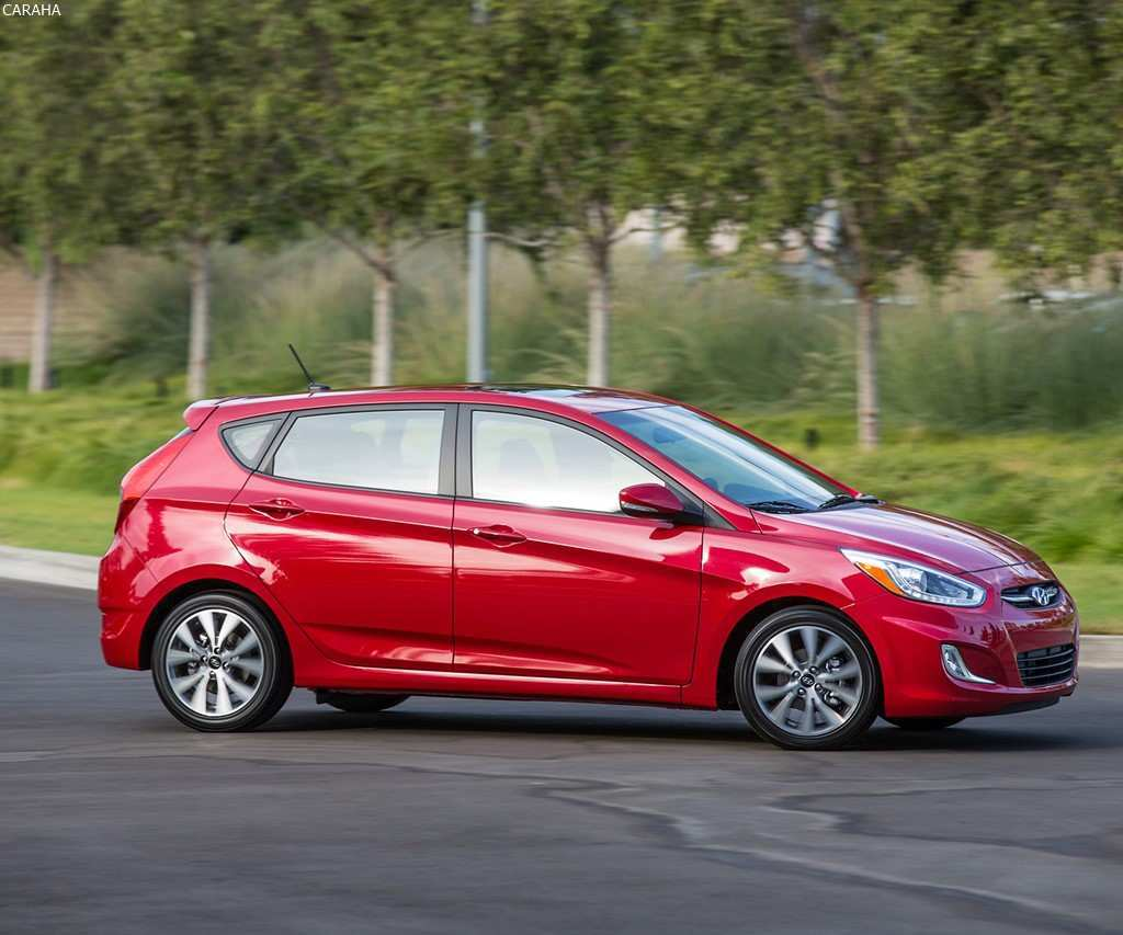 43 All New Hyundai Accent Hatchback 2020 Model