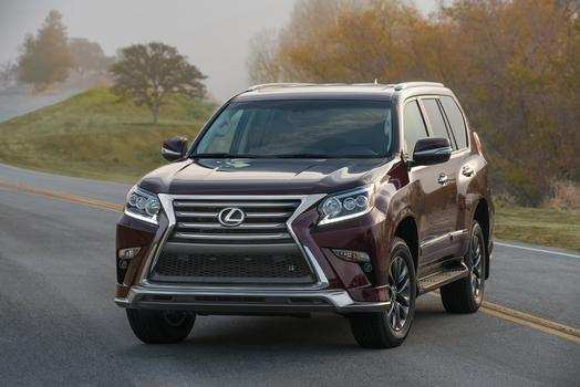 43 All New Lexus Gx 2019 Spy Engine