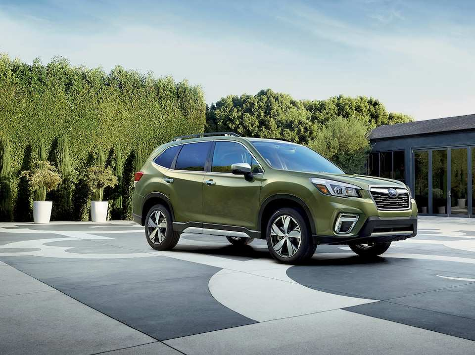 43 All New Next Generation Subaru Forester 2019 Redesign