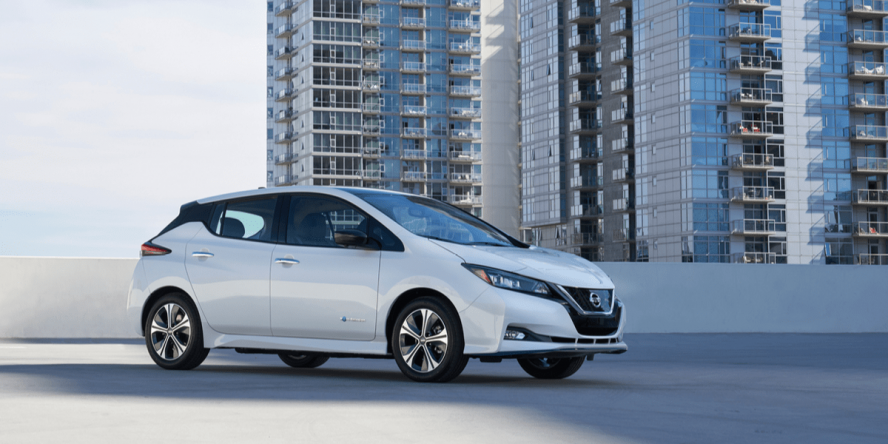 43 All New Nissan Leaf 2019 60 Kwh Interior