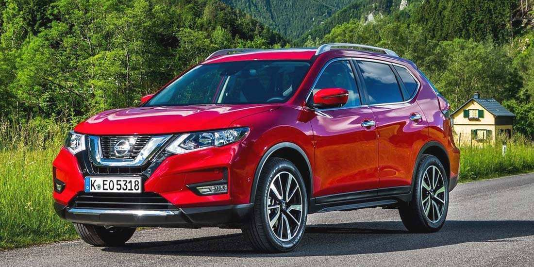 43 All New Nissan X Trail 2020 Colombia Redesign