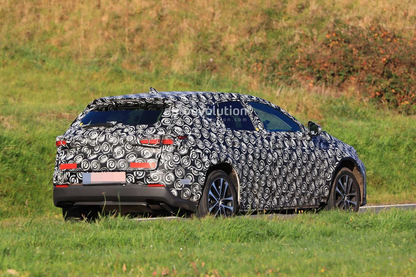 43 All New Spy Shots Toyota Prius First Drive