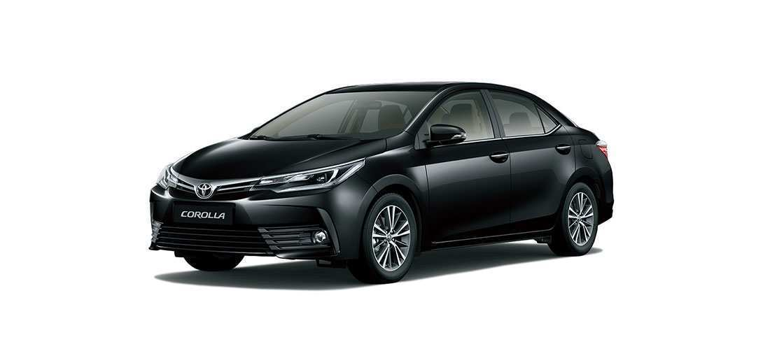 43 All New Toyota Corolla 2020 Qatar Pictures