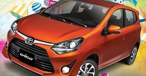 43 All New Toyota Wigo 2019 Release Date Picture