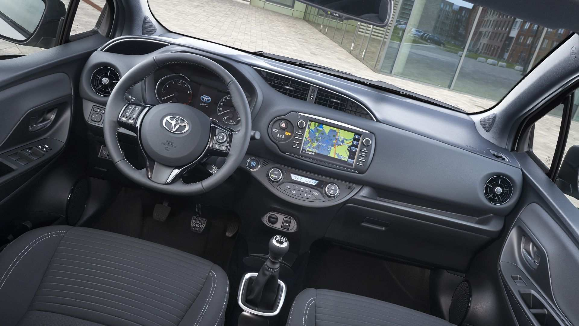 43 All New Toyota Yaris 2019 Interior History