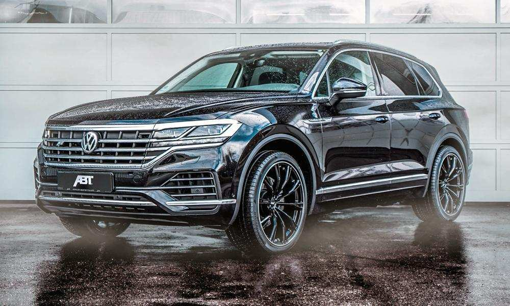 43 All New Volkswagen 2019 Touareg Price History