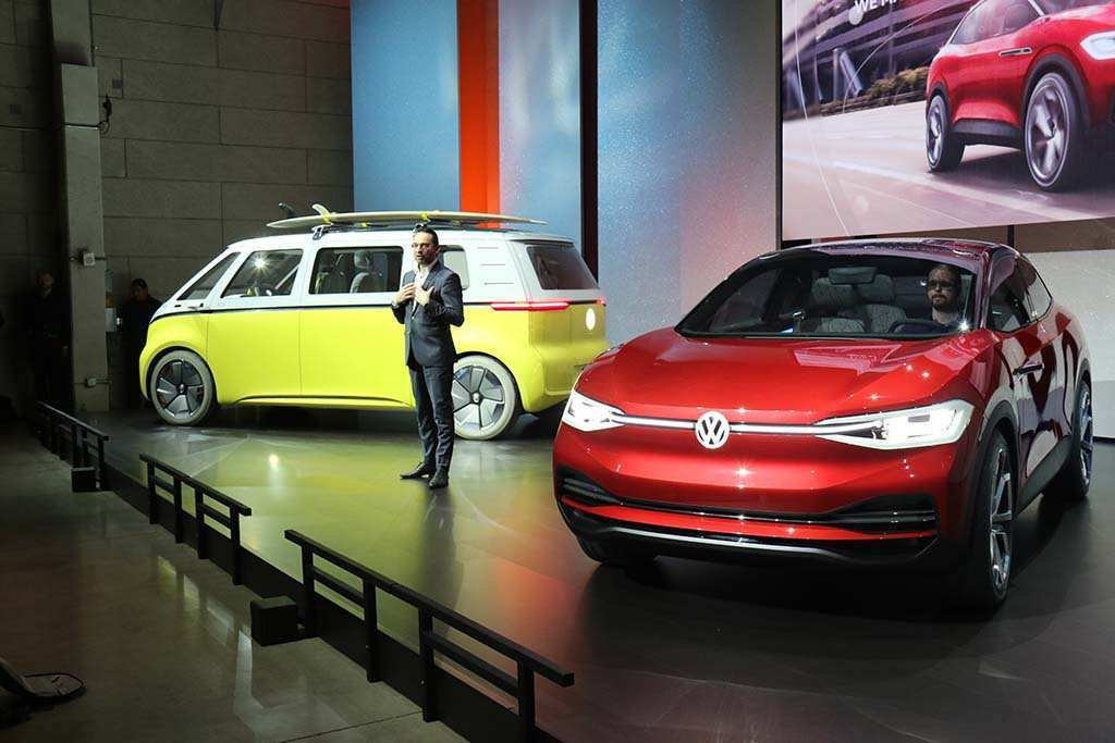 43 All New Volkswagen Electric Suv 2020 Reviews