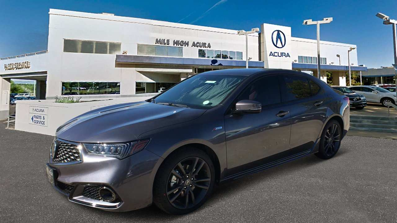 43 Best 2019 Acura TLX Price And Release Date