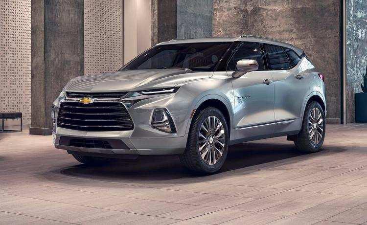 43 Best 2019 Chevy Trailblazer Spesification