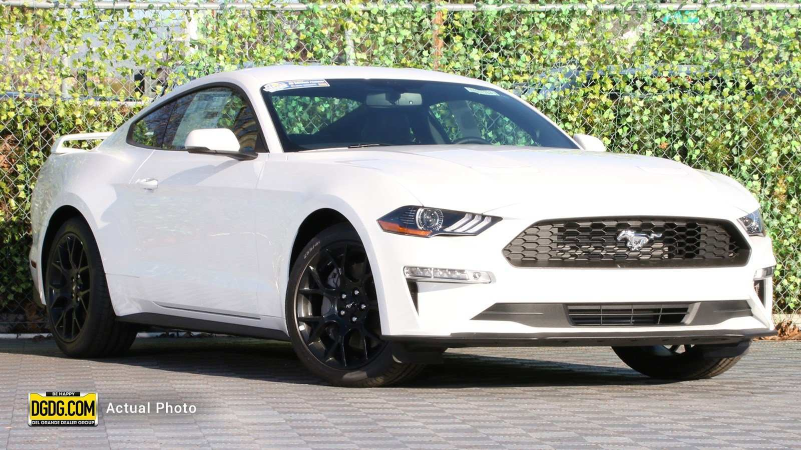 43 Best 2019 Mustang Concept And Review