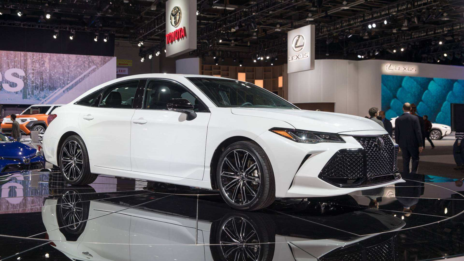 43 Best 2019 Toyota Avalon Hybrid Release Date
