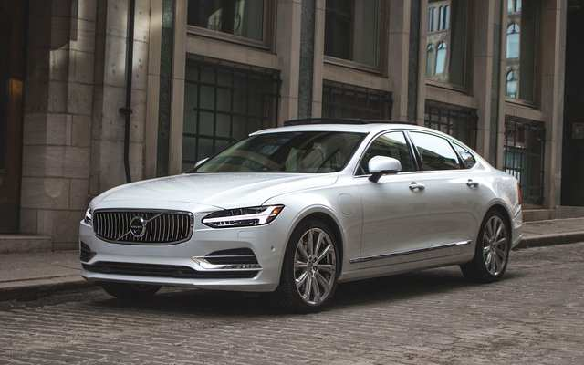 43 Best 2019 Volvo S90 Performance