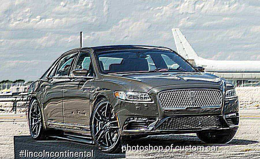 43 Best 2020 The Lincoln Continental Interior