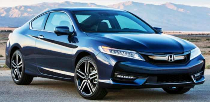 43 Best Honda Accord Coupe 2020 New Concept