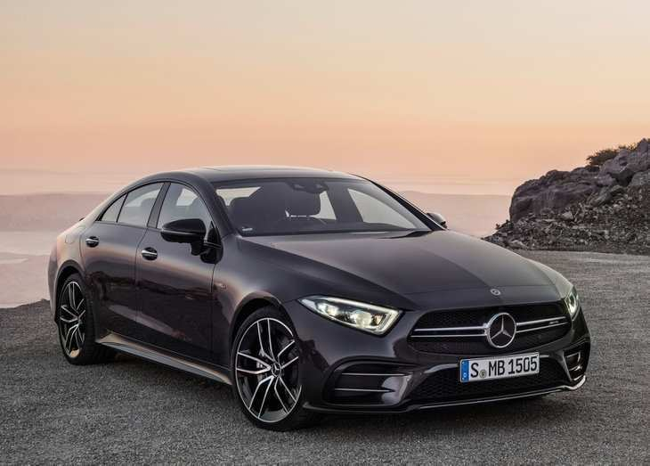 43 Best Mercedes 2019 Cls Pictures
