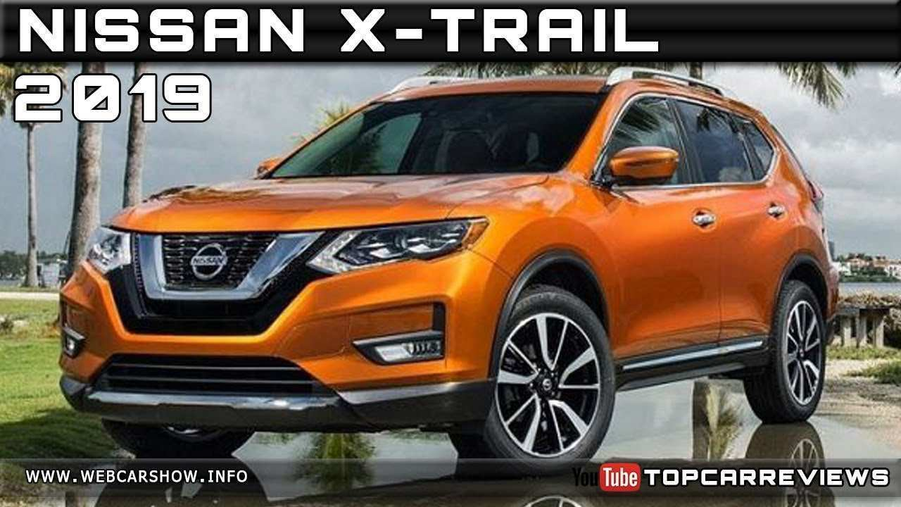 43 Best Nissan X Trail 2019 Review First Drive