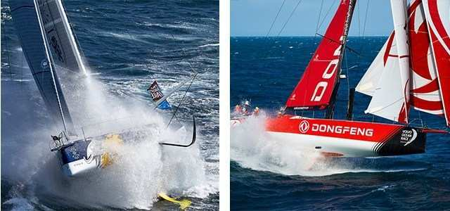 43 Best Volvo Ocean Race 2019 Interior