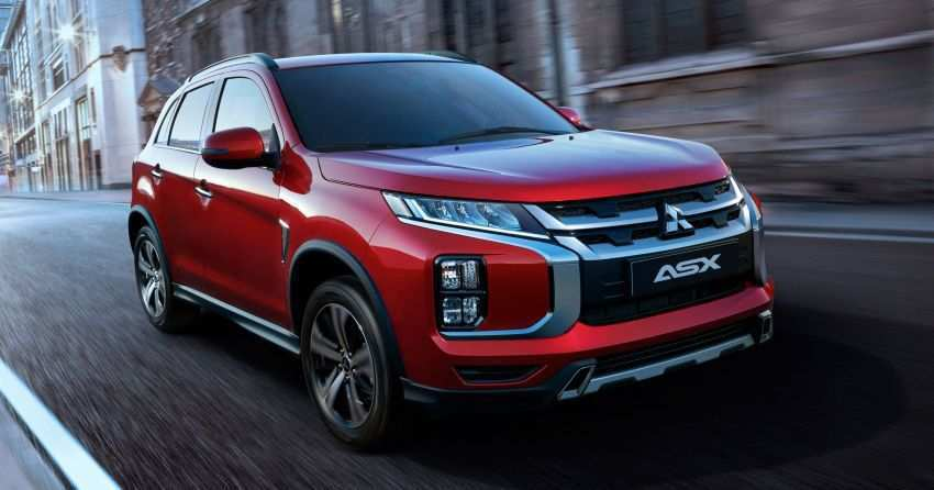 43 Best Xe Mitsubishi Outlander 2020 Price And Release Date