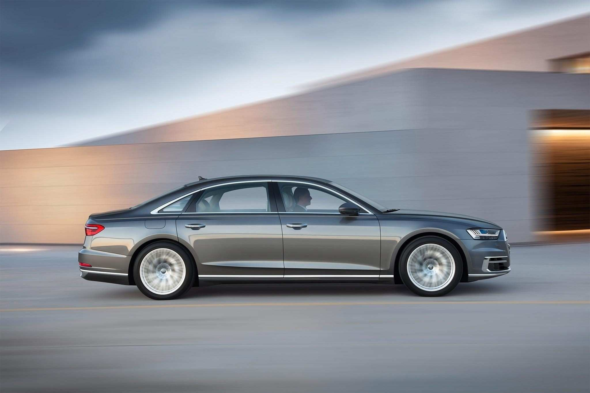 43 New 2019 Audi A8 L In Usa Price Design And Review