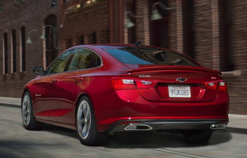 43 New 2019 Chevy Malibu Ss Price