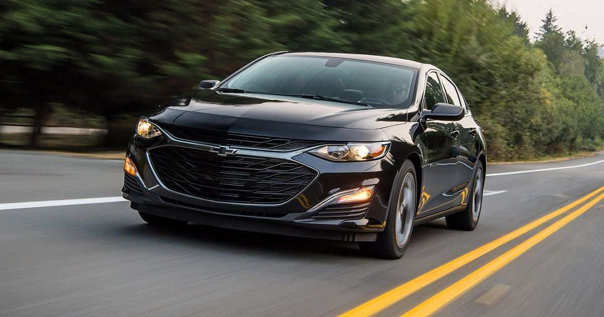 43 New 2019 Chevy Malibu Ss Redesign And Concept
