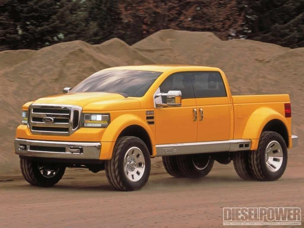 43 New 2019 Ford Excursion Diesel Price And Release Date