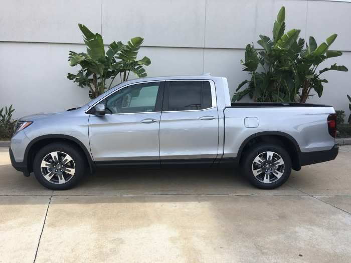 43 New 2019 Honda Ridgeline Performance