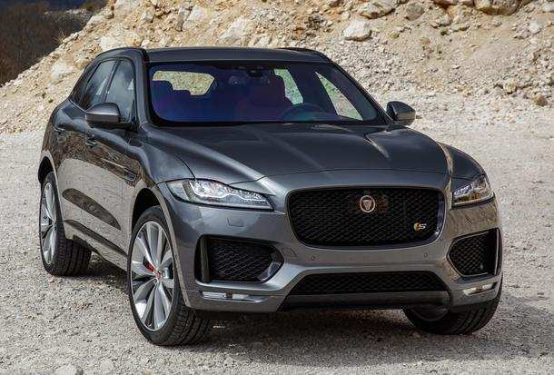 43 New 2019 Jaguar Suv Rumors