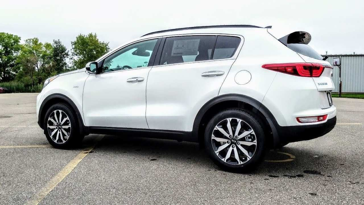 43 New 2019 Kia Sportage Review Interior