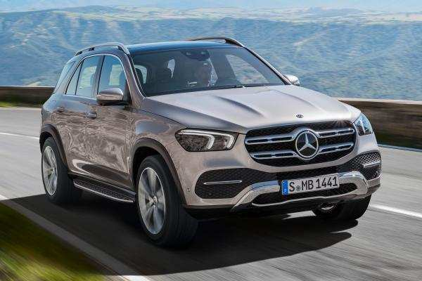 43 New 2019 Mercedes Gle Coupe Price Design And Review