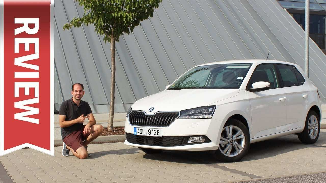 43 New 2019 Skoda Fabia Engine