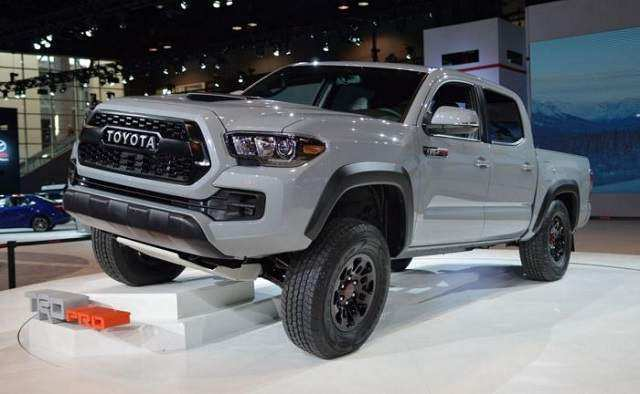 43 New 2019 Toyota Tacoma Diesel Model