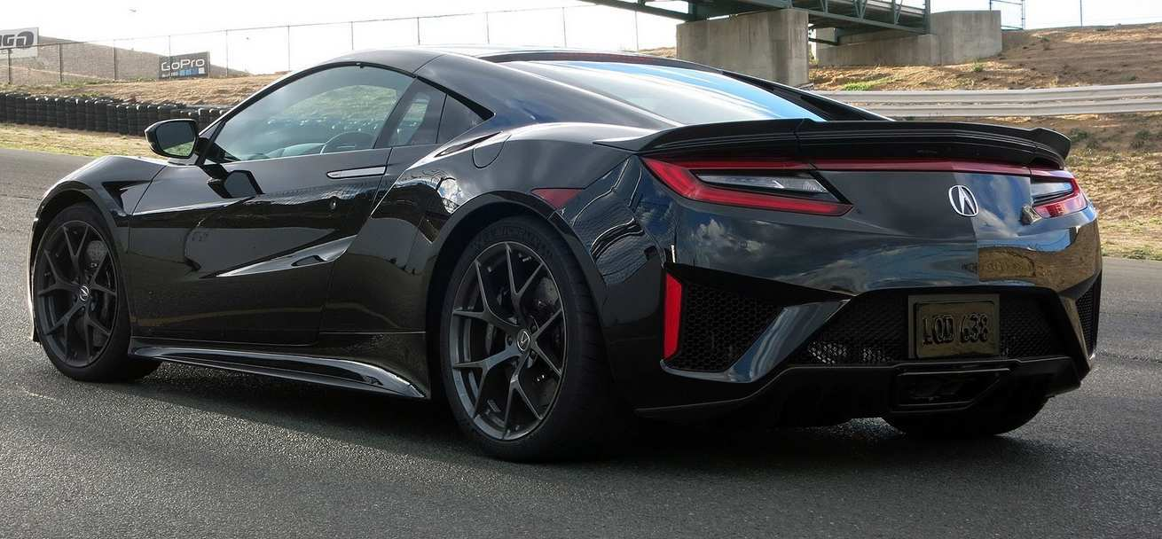 43 New 2020 Acura Nsx Type R Redesign