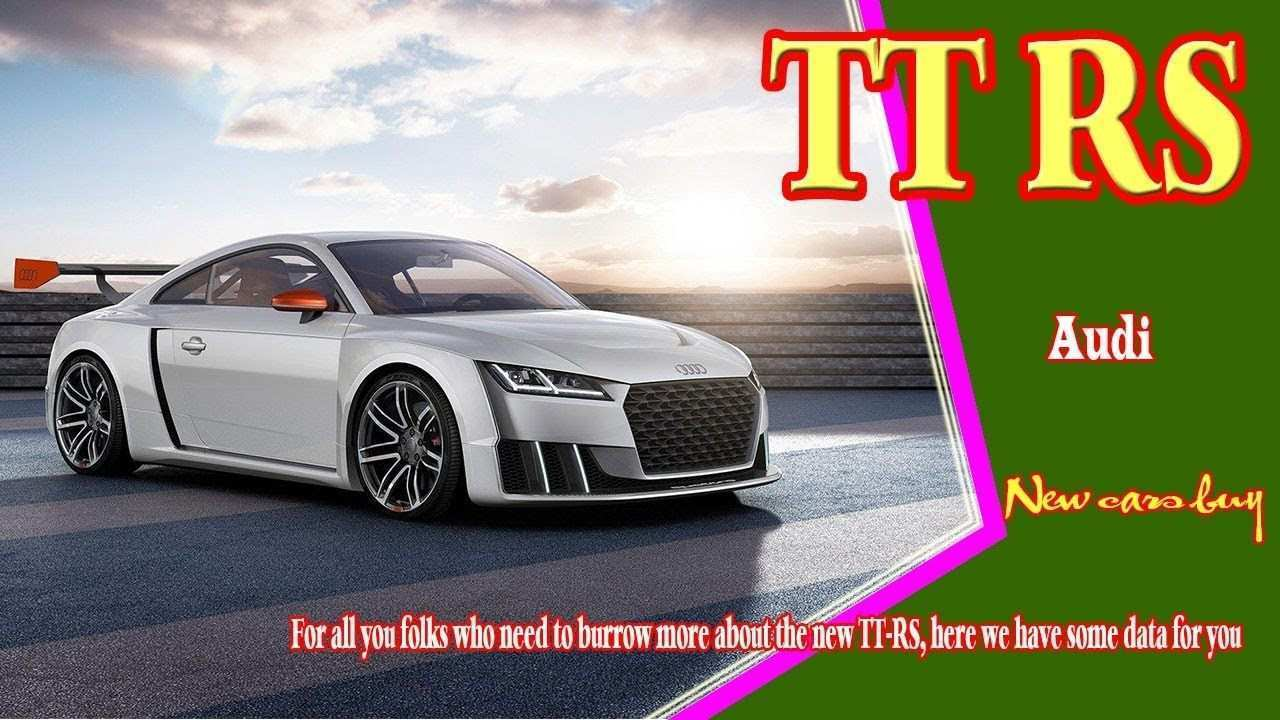 43 New 2020 Audi TTS Prices