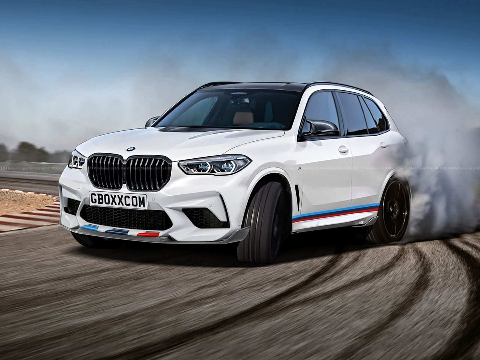 43 New 2020 BMW X5 First Drive